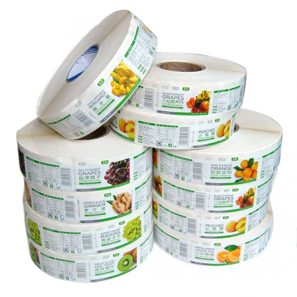 label printing in china